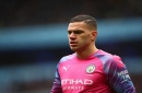 Manchester City vs Chelsea: Ederson set to return in goal for Pep Guardiola's side after training ahead of clash
