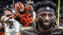 Browns WR Jarvis Landry says NFL's punishment on Myles Garrett 'too severe'