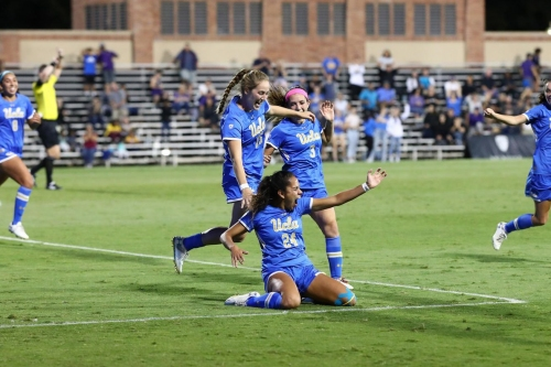 UCLA Women's Soccer: Bruins Welcome Clemson to Westwood for Second Round of NCAA Postseason