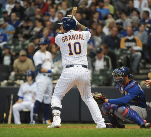 Which players will the Cincinnati Reds target after Yasmani Grandal signed with the White Sox?