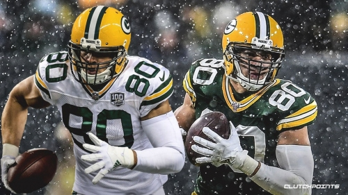 The Packers need another solid game from Jimmy Graham against the 49ers
