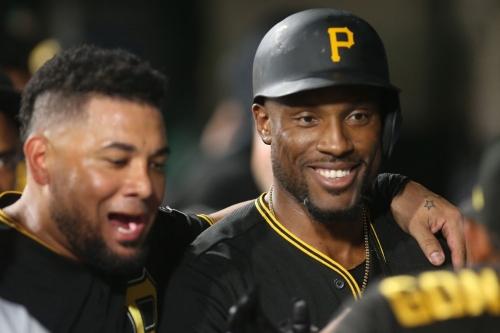 Mets interested in Pirates center fielder Starling Marte