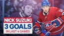 Nick Suzuki going to be important for Canadiens down the road