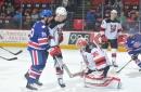 Cory Schneider Sharp Despite Loss to Rochester