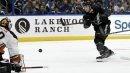 Brayden Point nets two as Lightning rout Ducks
