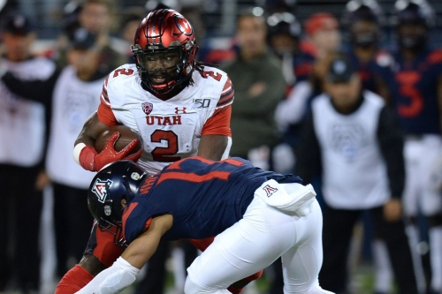 No. 7 Utes maul Arizona in Tucson 35-7, get 10th win of the season