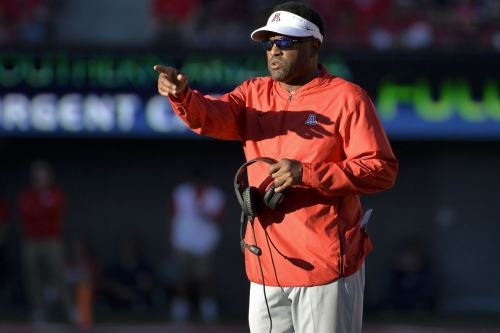 What Kevin Sumlin said after Arizona's blowout loss to Utah