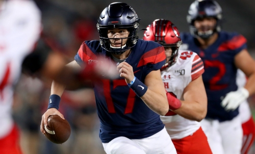 Notes, quotes and stats from the Arizona Wildcats' 35-7 loss to No. 7 Utah
