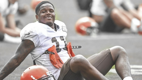 Antonio Callaway should be out of chances in the NFL