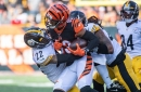 Reactions: Tyler Boyd makes one-handed catch on Bengals' touchdown drive against Steelers