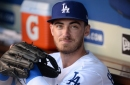 Best Cody Bellinger Plays From 2019 NL MVP Season: No. 4, Throwing Out Stephen Strasburg At First Base To Preserve Hyun-Jin Ryu's No-Hitter
