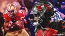 Bucs' Mike Evans joins Randy Moss as only NFL players with 1,000 receiving yards in first six seasons