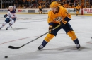 Nashville Predators Viktor Arvidsson Out 4-6 Weeks