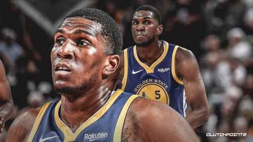Warriors' Kevon Looney reveals he has been dealing with a nerve condition for the last 2-3 years
