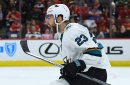 Sharks forward proving he can handle bigger role