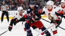 Bjorkstrand has lone goal as Senators shut out by Blue Jackets