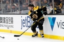Boston Bruins Patrice Bergeron Out With Lower-Body Injury