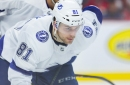 Erik Cernak of Tampa Bay Lightning Suspended Two Games