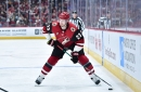 Arizona Coyotes captain Oliver Ekman-Larsson owning his mistakes