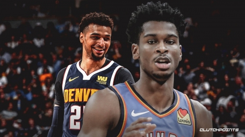 Thunder's Shai Gilgeous-Alexander, Nuggets' Jamal Murray commit to playing for Team Canada