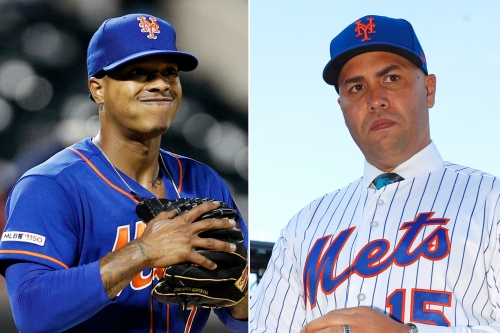Mets' Marcus Stroman defends Carlos Beltran from trolls