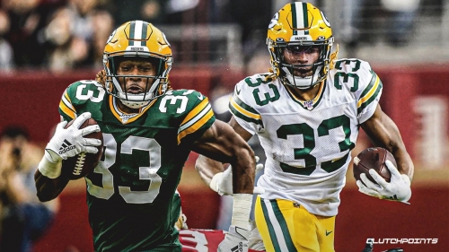 Packers RB Aaron Jones says 'good teams don't lose two in a row'