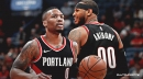 Blazers' Damian Lillard says Carmelo Anthony never played victim card when asked about time with Thunder, Rockets