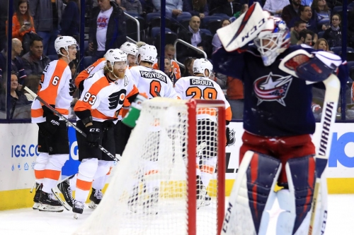 Preview: Flyers head to Columbus, look to spark new win streak against Blue Jackets