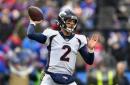 Drew Lock's status remains prime topic with Broncos