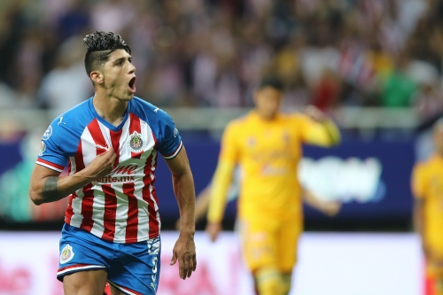 San Jose Earthquakes linked to Liga MX top scorer Alan Pulido, report says