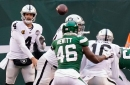 Raiders Film Review: Carr's worst performance of 2019 comes against the Jets