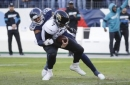 Landry piling up sacks, leads Titans with career-best 8