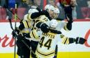 Zdeno Chara scores go-ahead goal to lift Bruins over Sens