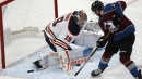 Nathan MacKinnon scores as Avalanche use big third to beat Oilers