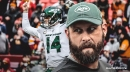 Jets' Adam Gase praises Sam Darnold's growth since 'ghost' comments