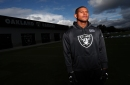 Darren Waller, a comeback story: How Raiders' TE is giving thanks for his second chance