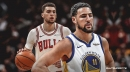 Warriors' Klay Thompson has hilarious comments on Bulls' Zach LaVine almost breaking his 3-point record