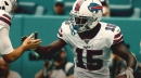 Bills use a nasty trick play leading to a John Brown TD pass