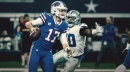 Bills' Josh Allen overpowers Cowboys to complete 4th down conversion
