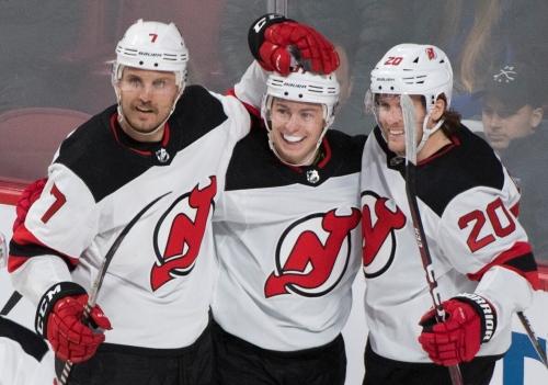 Devils down Canadiens as Montreal's losing streak reaches 6 games