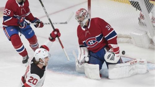 Blake Coleman scores twice as Devils defeat Canadiens