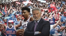 Brett Brown, Matisse Thybulle credits the Sixers crowd for undefeated home record