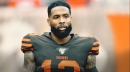 Browns WR Odell Beckham Jr. 'wasn't super excited' to score second TD of season