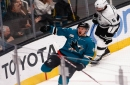 Sharks likely to get centerman back for game vs. Kings
