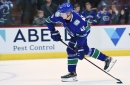 Elias Pettersson has the most effective slap shot in the NHL: shooting percentages by shot type