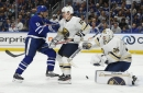The Leafs' first loss under Sheldon Keefe exposes backup plan in Buffalo