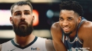 Jazz star Donovan Mitchell trolls Grizzlies' Jonas Valanciunas for flopping