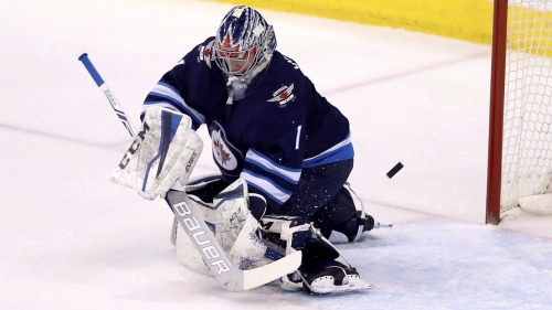 Red Wings acquire goalie Eric Comrie from Coyotes for prospect