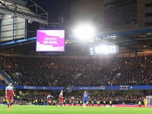 West Ham supporters sing homophobic chants towards Chelsea fans