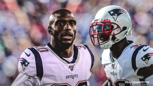 Patriots starting CB Jason McCourty (groin) out vs. Texans